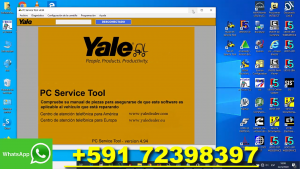 Hyster PC Service Tool v4.94 2020
